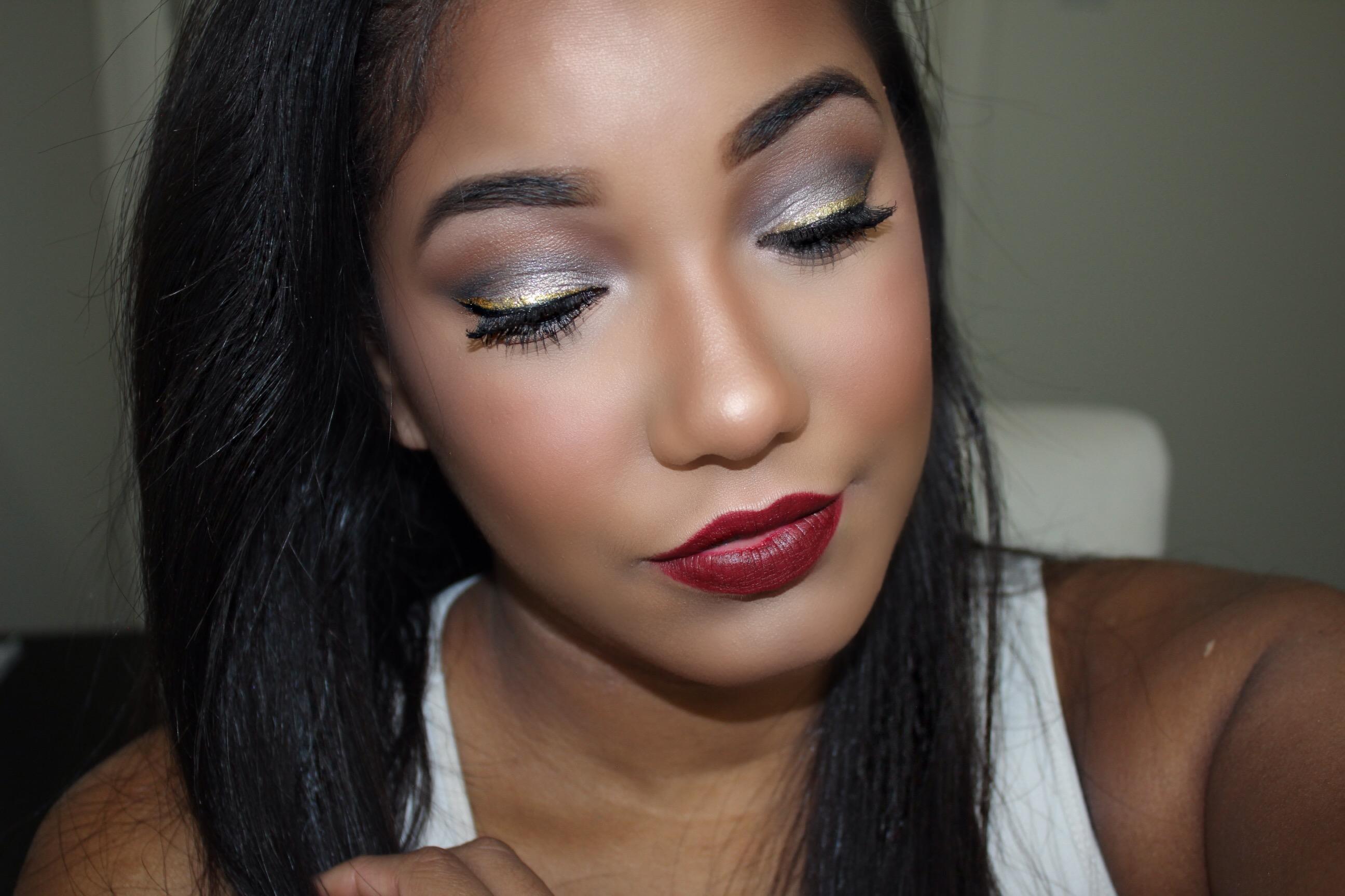 Nyx cosmetics xo itsjess for Mac cosmetics diva lipstick